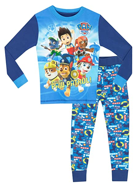 Paw Patrol Boys  Paw Patrol Pajamas  Amazon.ca  Clothing   Accessories 744866db1