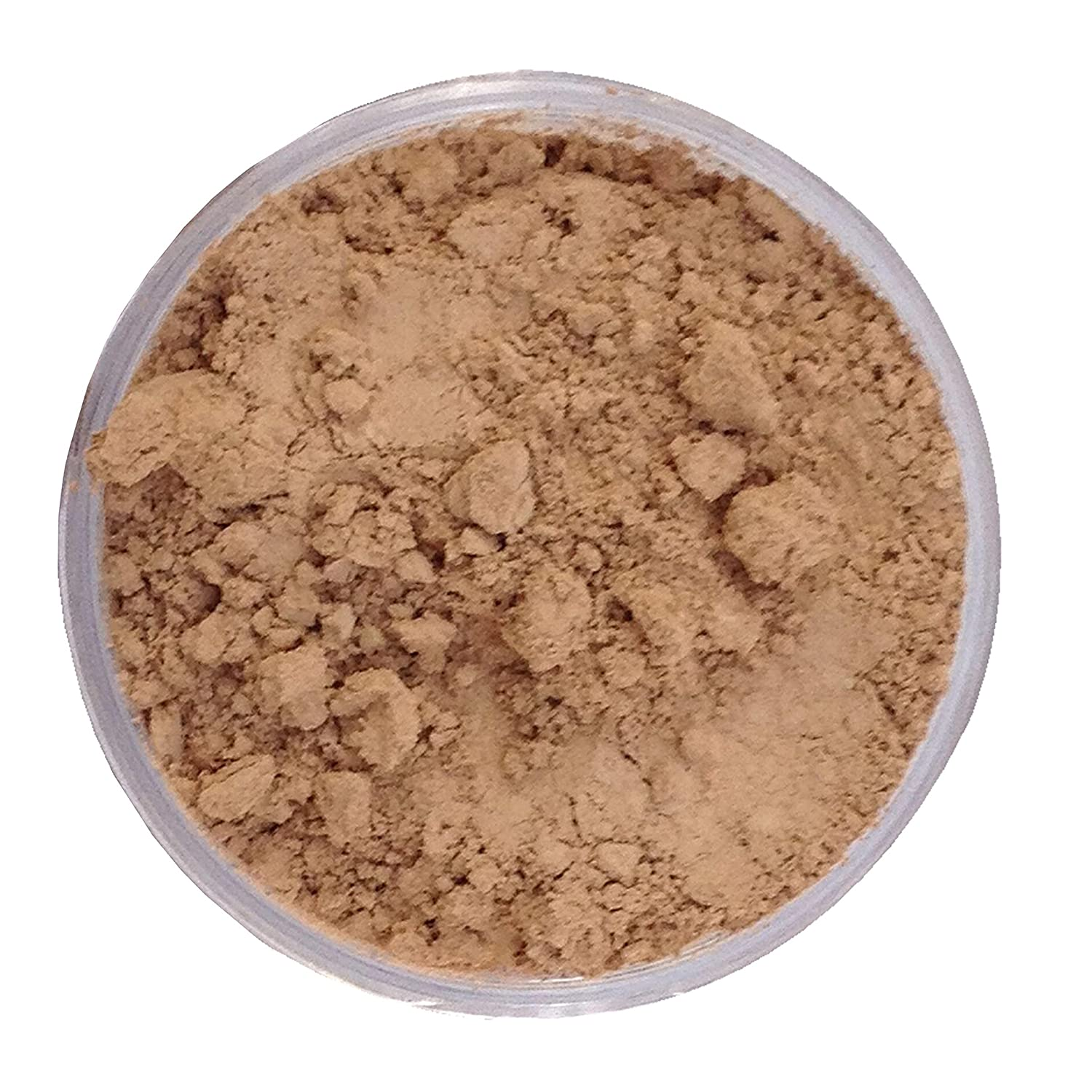 WARM MEDIUM OLIVE Mineral foundation Full Cover Makeup 5g Powder Jar Natural Finish Soft Glow Cover Acne Rosacea Redness BUY 2 GET ONE FREE Pure Magic Minerals