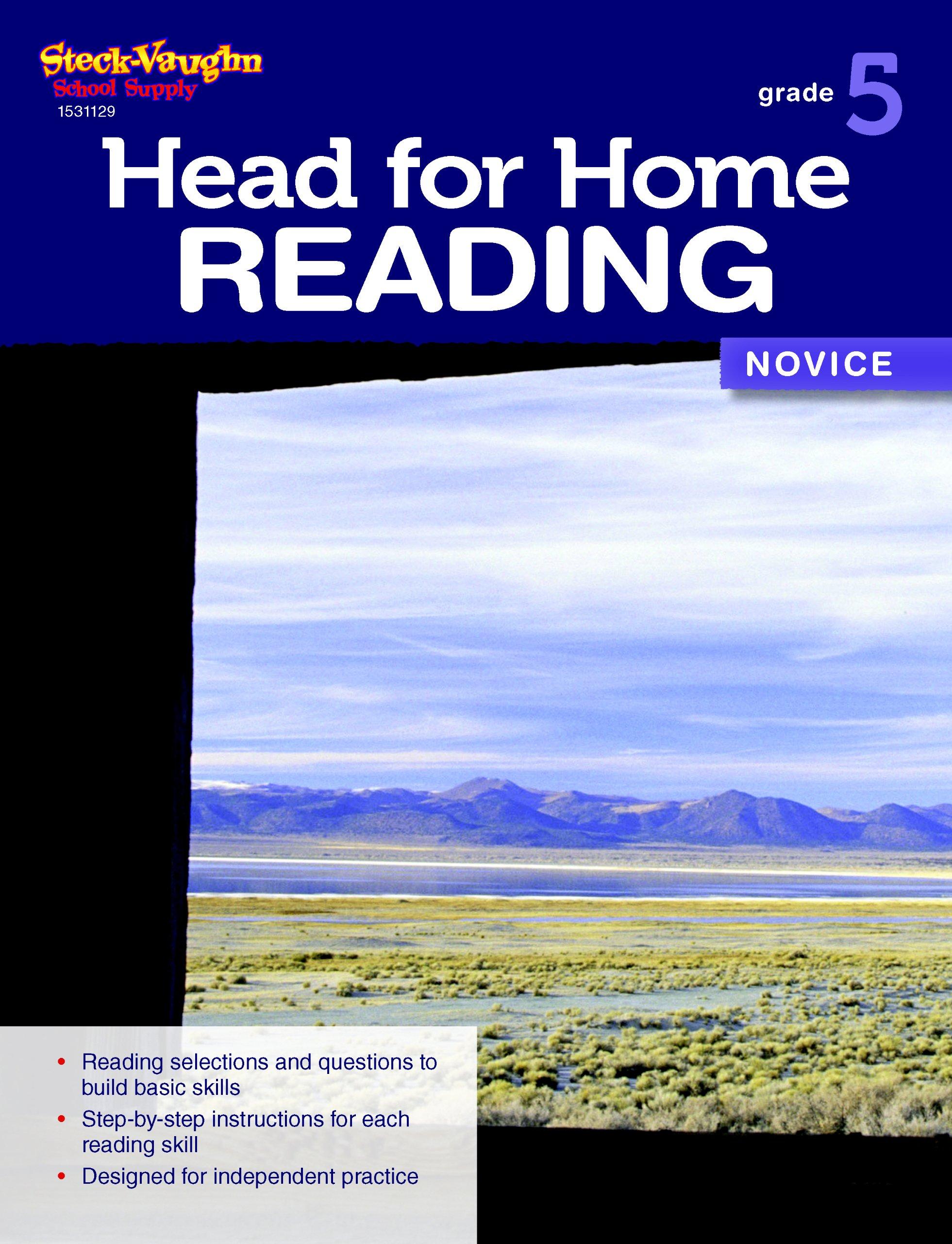 Download Head for Home Reading: Novice Workbook Grade 5 pdf epub
