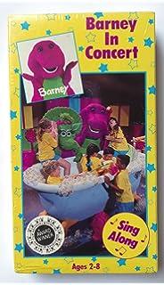 Amazoncom Barney Live In New York City VHS Barney Movies TV - Barney live in concert birthday