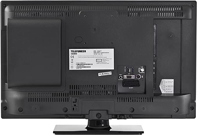 Telefunken XH A101 televisor: Amazon.es: Electrónica