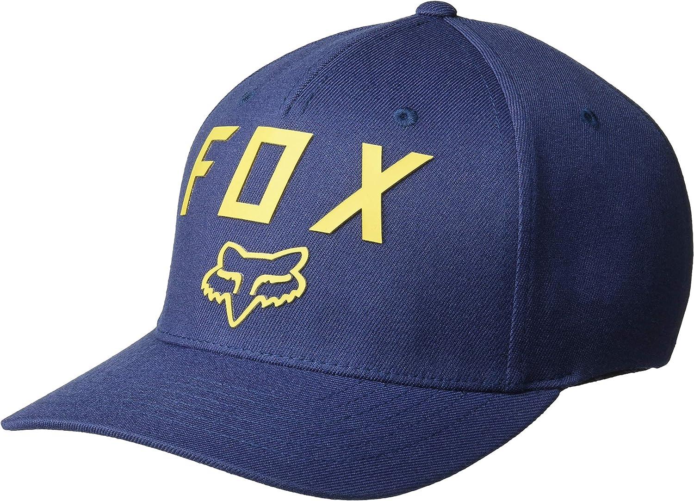 Fox Men's Number 2 Flexfit Hat: Clothing