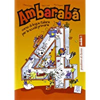 Ambaraba: Quaderno Di Lavoro 4 (Moduli 1 e 2)