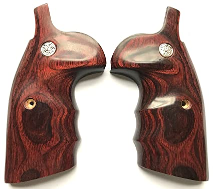 Smith U0026 Wesson Grips K/L Frame Square Butt Grips Rosewood