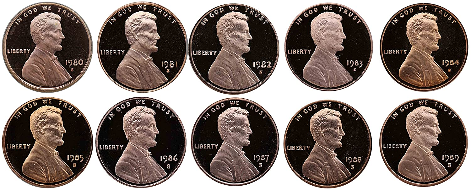 Uncirculated 1989 D Lincoln Memorial Cent Fresh From OBW Roll