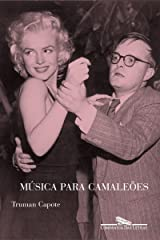 Música para camaleões (Portuguese Edition) Kindle Edition