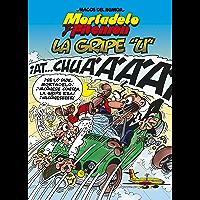 """Mortadelo y Filemón. La gripe """"U"""" (Magos del Humor 134) (Spanish Edition)"""