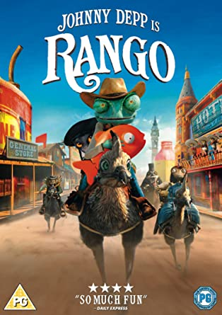 Rango Movie Review & Film Summary (2011) | Roger Ebert