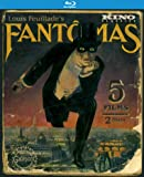 Fantomas [Blu-ray] (Version française)