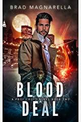 Blood Deal (Prof Croft Book 2) Kindle Edition
