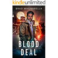 Blood Deal (Prof Croft Book 2) book cover