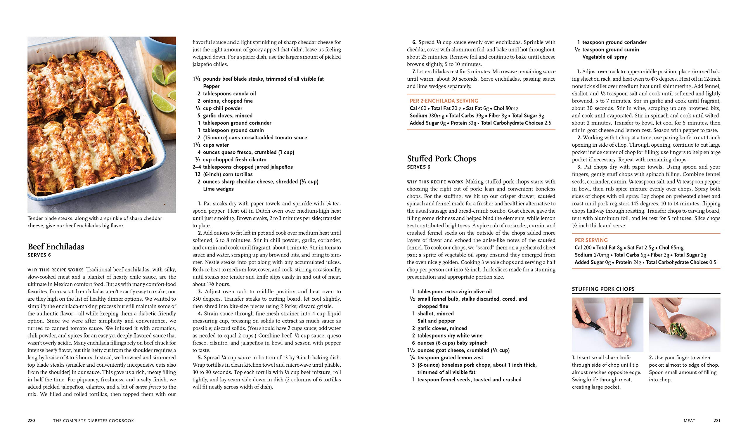 The Complete Diabetes Cookbook: The Healthy Way to Eat the