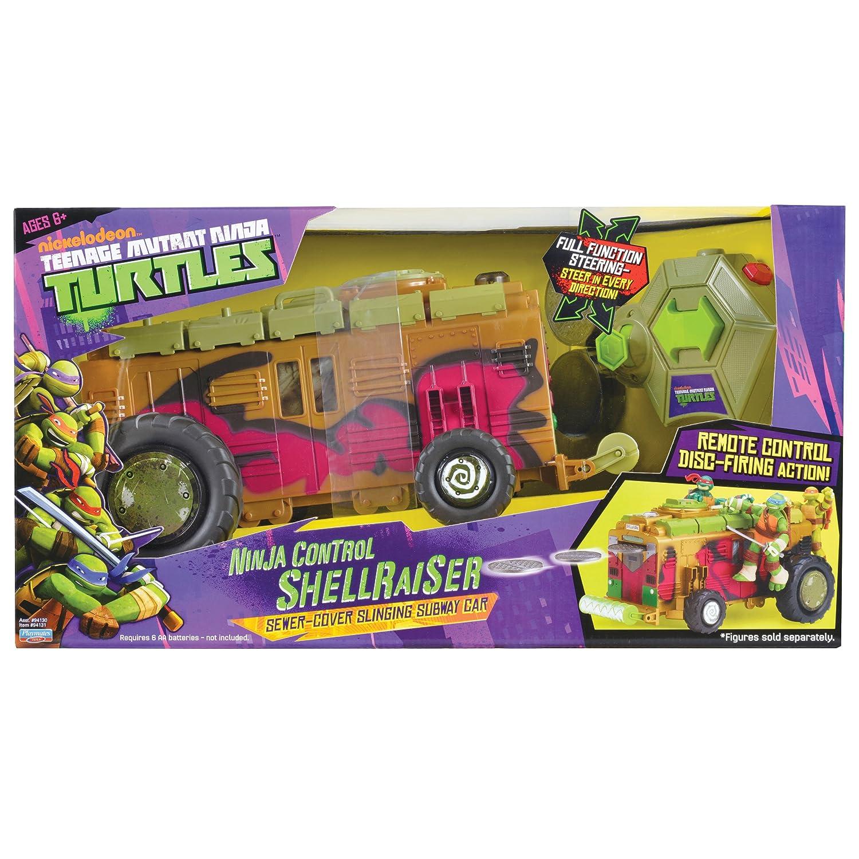 Teenage Mutant Ninja Turtles Ninja control Shellraiser RC ...