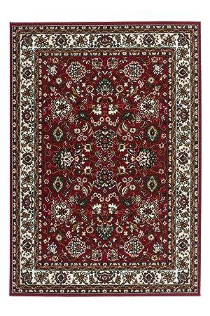 Lalee 347182466 Klassischer Teppich Orientalisch Rot Top Preis