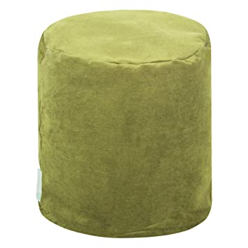 Marvelous Majestic Home Goods Apple Villa Indoor Bean Bag Ottoman Pouf 16 L X 16 W X 17 H Gmtry Best Dining Table And Chair Ideas Images Gmtryco
