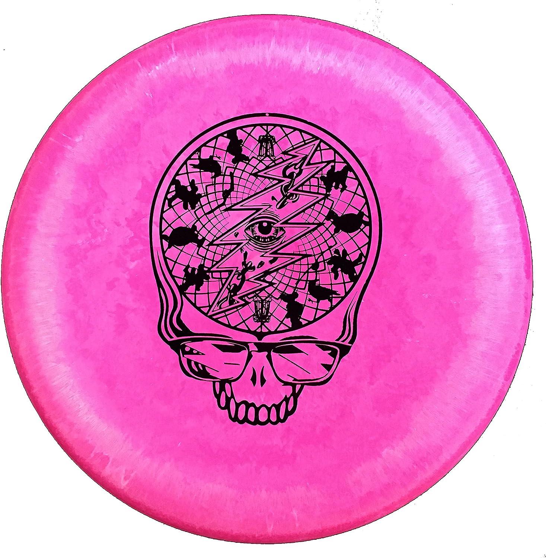 Gateway Band Stamp Wizard Disc Golf Putter
