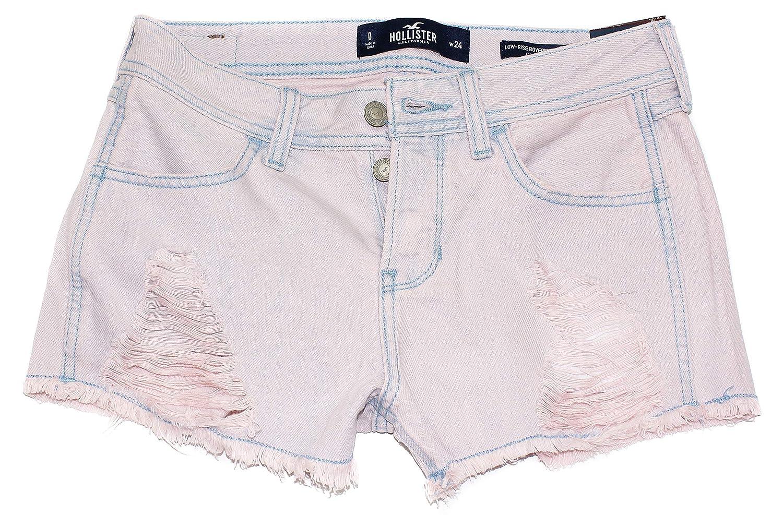 473a8fc2cb Hollister Women's Low-Rise Boyfriend Shorts HOW-34