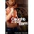 Caught in the Barn: Cowboy Erotica (Taken on the Ranch Book 1)