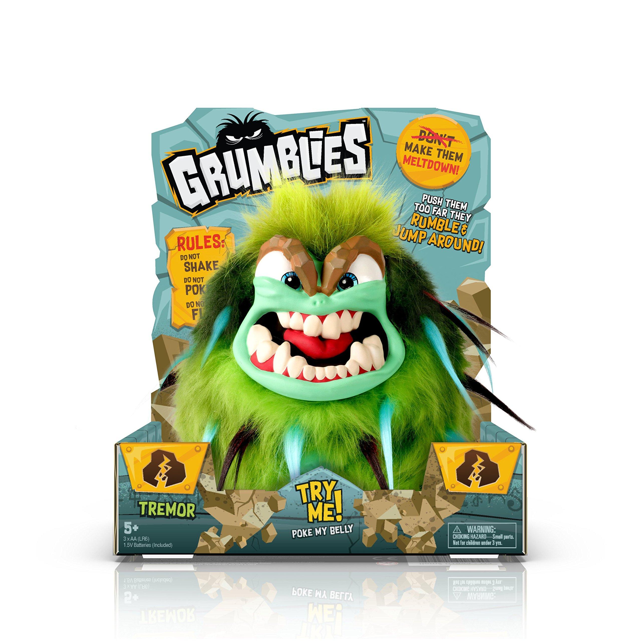 Grumblies Tremor, Green