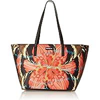 Desigual 52X51Q4, Sac bandoulière pour femme orange koralle/braun Breite 50 cm, Höhe 28 cm, Tiefe 16,5 cm
