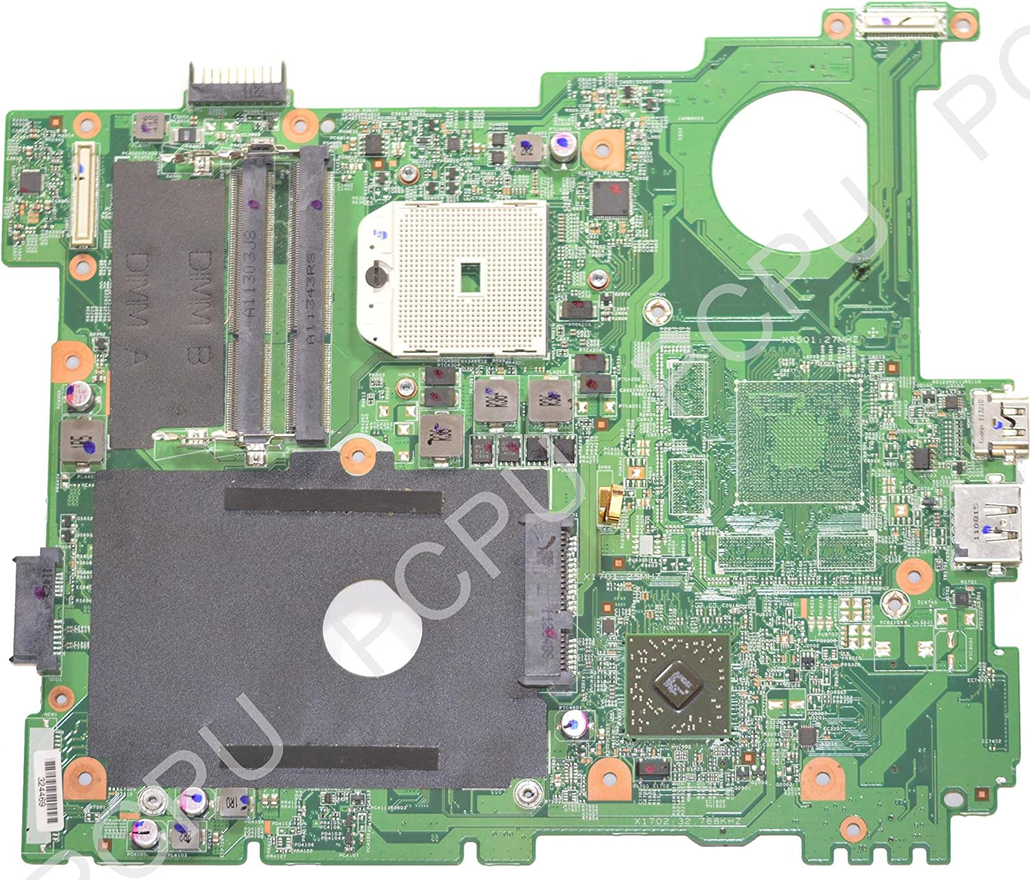 Dell Inspiron M5110 Series AMD Motherboard 48.4IE04.021 0NKG03 NKG03