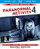 Paranormal Activity 4 [Reino Unido] [Blu-ray]