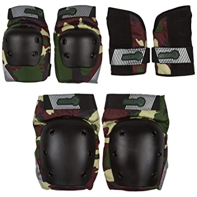 Sector 9 Junior Pursuit Pad Set Protective Gear : Sports & Outdoors