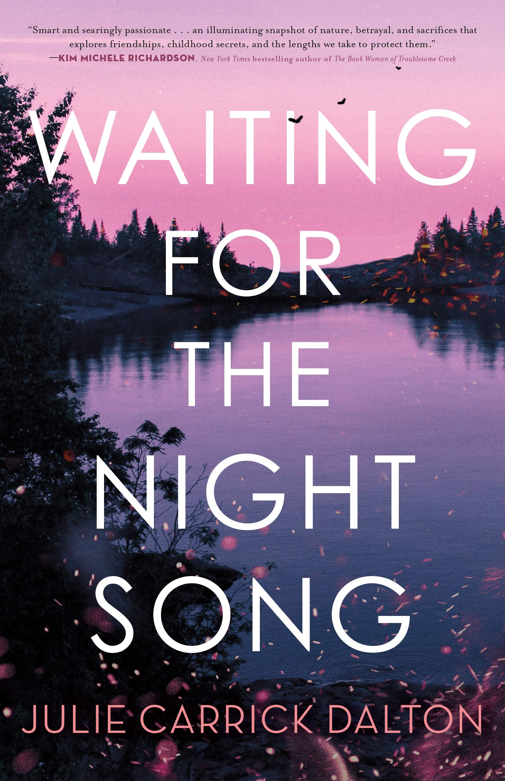 Waiting for the Night Song: Dalton, Julie Carrick: 9781250269188:  Amazon.com: Books