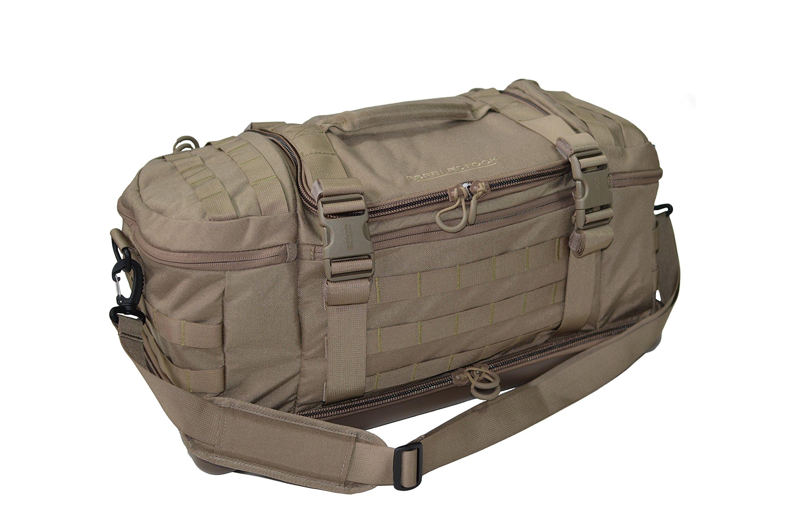 Eberlestock R1ME Bang Bang Range Bag (Dry Earth)