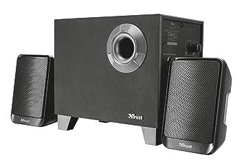 Trust 21184 Evon Set Altoparlanti 2.1 da 30 Watt con Bluetooth
