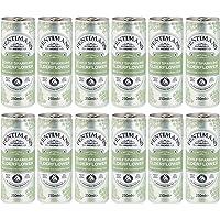 FENTIMANS | Gently Sparkling Elderflower | 12 x