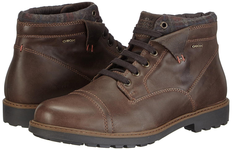 7729fb20 Geox U Norwolk D, Men's Chukka Boots, Brown (c6ml6coffee/mud), 11 UK:  Amazon.co.uk: Shoes & Bags