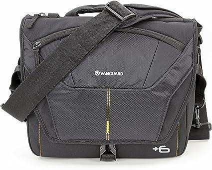 VANGUARD Alta Rise 38 Expanding Messenger Bag Photography Camera Case Black
