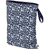 Planet Wise Wet Bag, Large, Enchanted Unicorn (Made in The USA)