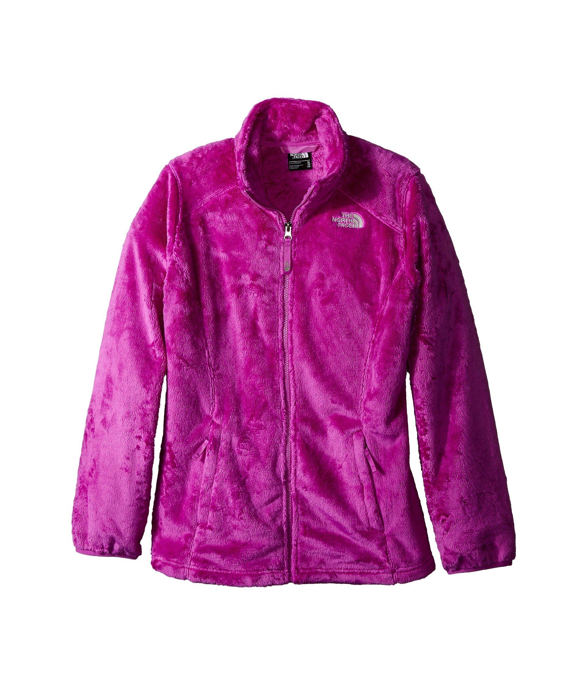 The North Face Kids Girl's Osolita Jacket (Little Kids/Big Kids) Sweet Violet LG (14-16 Big Kids)