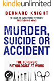 Murder, Suicide or Accident (English Edition)