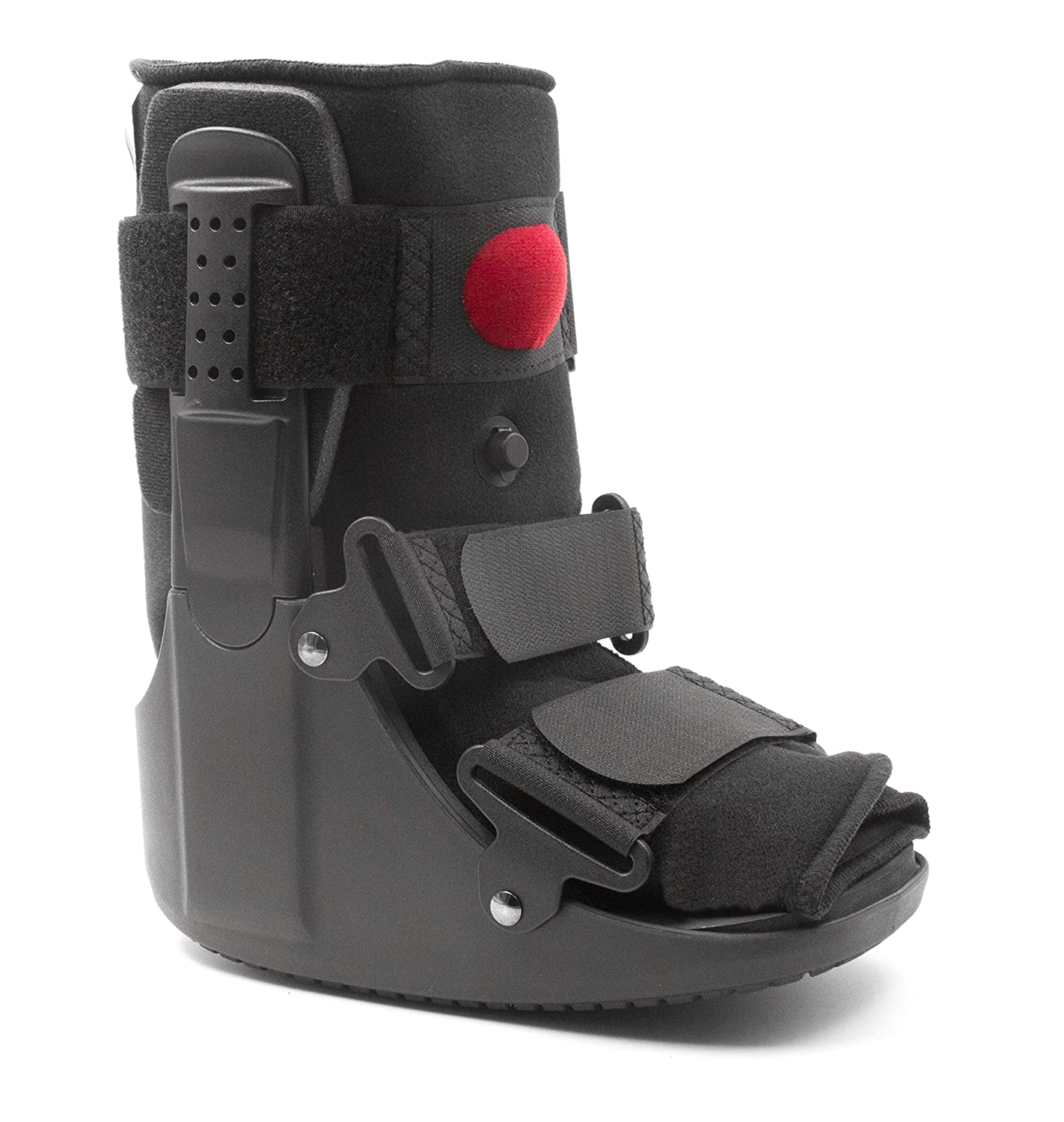 Amazon.com: Mars Wellness Premium Short Air Cam Walker Fracture Ankle/Foot Stabilizer Boot - Large: Health & Personal Care