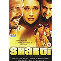 Shakti: The Power (Bollywood DVD With English Subtitles)