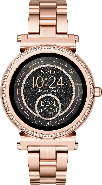 [マイケルコース]MICHAEL KORS 腕時計 SOFIE タッチスクリーンスマートウォッチ MKT5022 レディース 【正規輸入品】 B076Q7PFPL