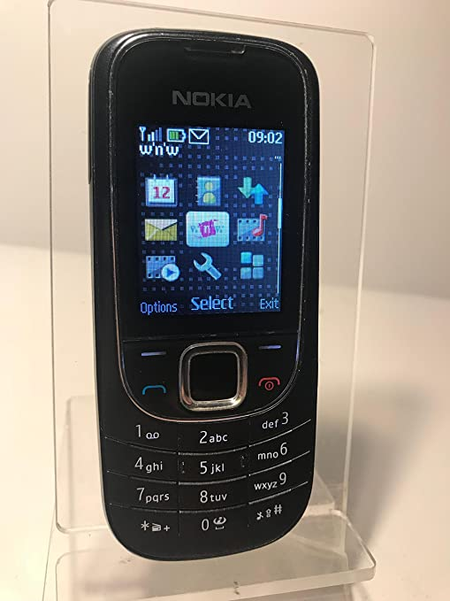 Nokia 2323 Sim Free Mobile Phone: Amazon.es: Electrónica