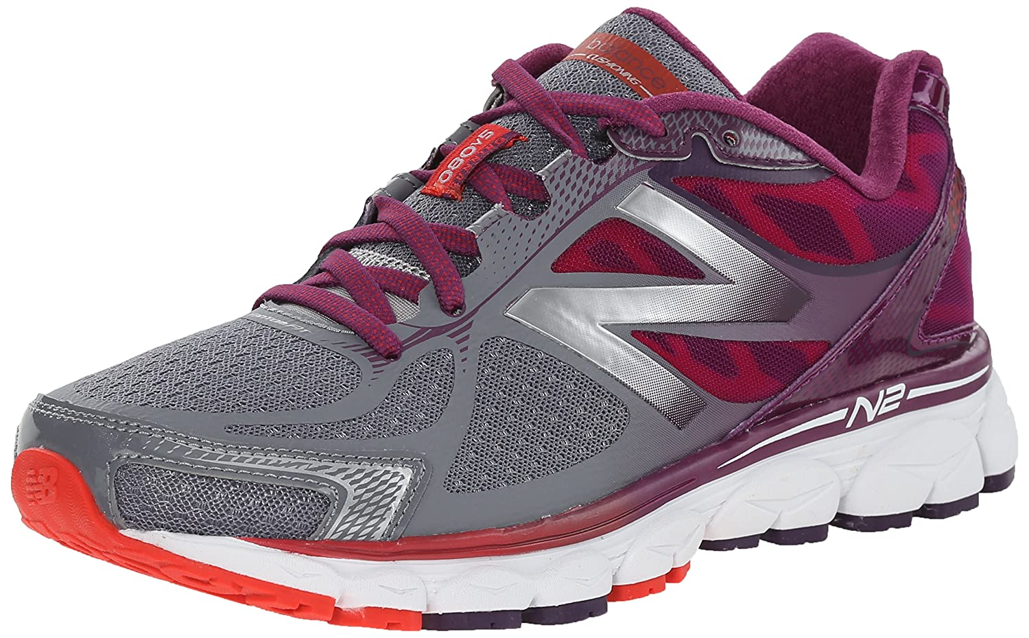 Amazon.com | New Balance Women's W1080V5 Neutral Running Shoe | Road Running