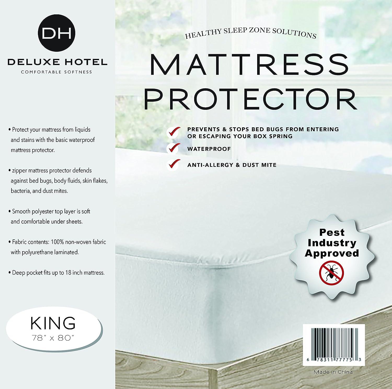 Amazon Com Ultimate Bed Bug Blocker Zippered Waterproof Mattress
