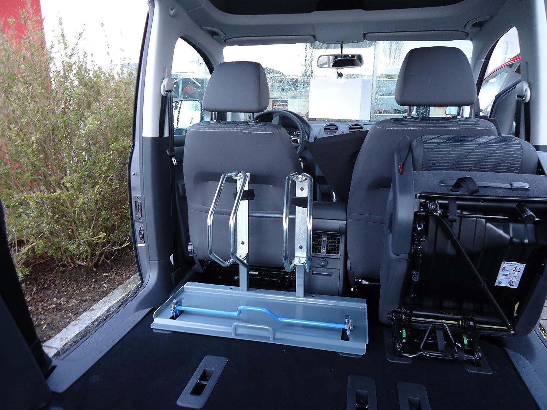 Radivan - Portabici per vano interno Volkswagen Caddy: Amazon.it