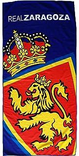 Zaragoza 09TOA01-00 Toalla, Azul, Talla Única