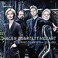 Mozart / String Quartets K.387 & 458
