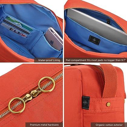 64da8e1ffb1f BONTHEE Canvas Work Bag Shoulder Bag Travel Bag Casual Handbag ...