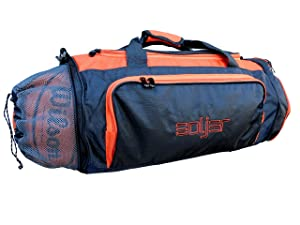 Soljer Basketball Sports Gym Bag