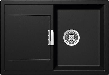 Schock Küchenspüle Mono D-150, Auflage in Magma: Amazon.co.uk: DIY ...