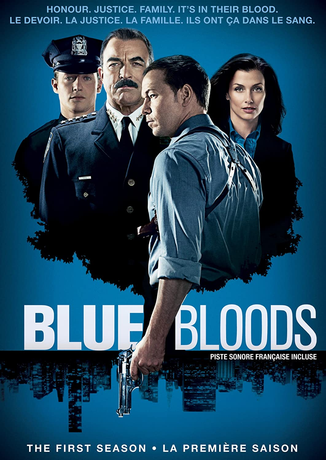 Blue Bloods: The First Season (Sous-titres français) Tom Selleck Donnie Wahlberg