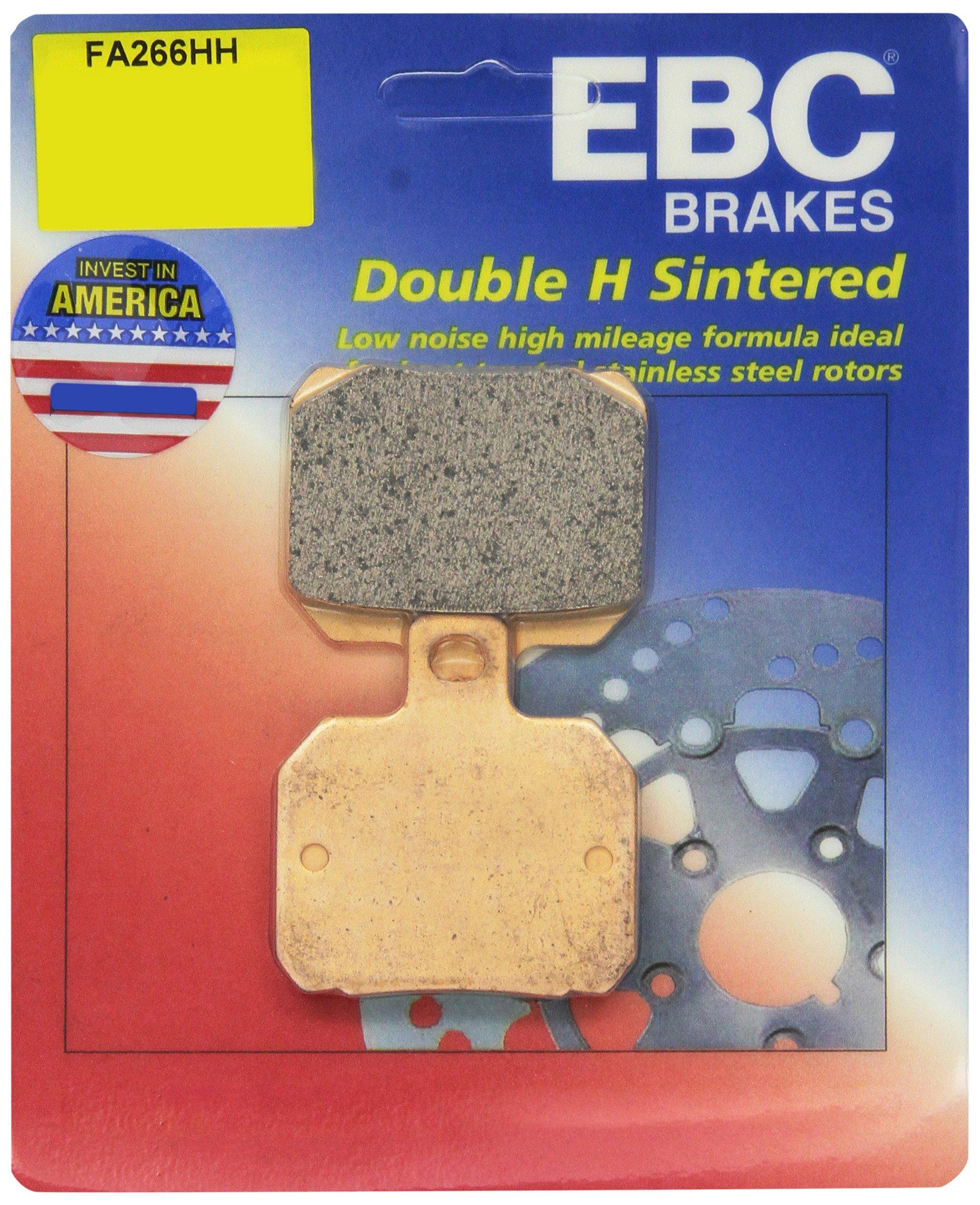 EBC Brakes FA244HH Disc Brake Pad Set